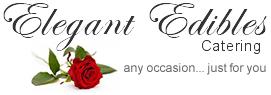 Logo Elegant Edibles Catering – Jamestown NY